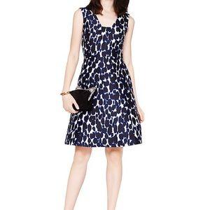Kate Spade Black and Blue Dress ♠️